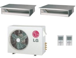 LG LMU24CHV  LMDN095HV (TWO) 18000 BTU Concealed Duct Ceiling Dual Zone System