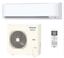 E12NKUA Panasonic 11900 Heat Pump Wall Mounted Ductless Single Zone System