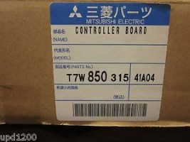Mitsubishi Part T7W850315 control board