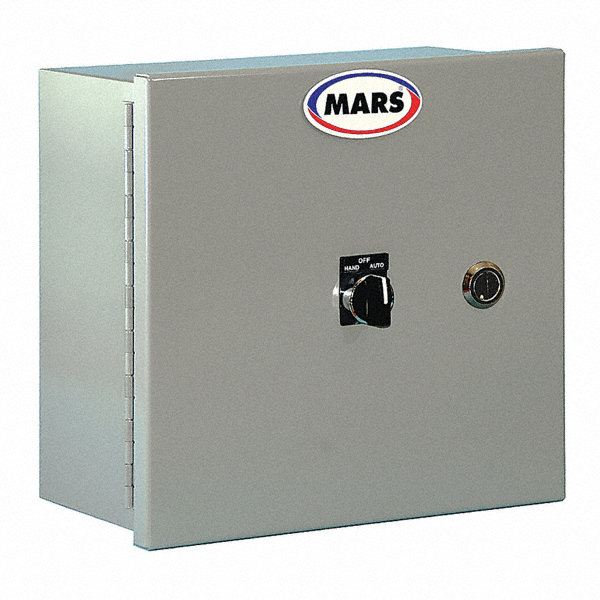 MARS AIR DOORS Motor Control Panel,460V,3 Ph