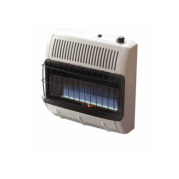 Mr. Heater Blue Flame 30,000 BTU Vent Free Natural Gas Heater