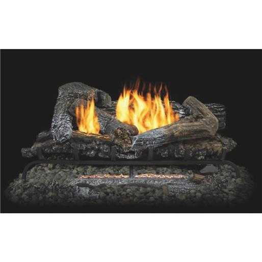 WORLD MARKETING 24' 33K W/Remote Logs GLD2465R Unit: EACH