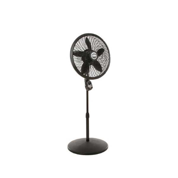 Lasko Cyclone Pedestal Fan with Remote Control