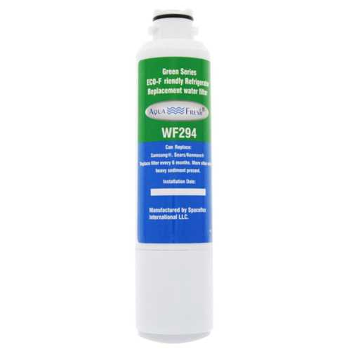 AquaFresh Replacement Water Filter for Samsung RS261MDRS Refrigerator Model