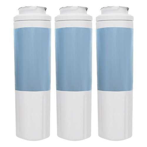 Replacement Water Filter Cartridge for Kenmore Refrigerator 76573/76574/76579 - (3 Pack)