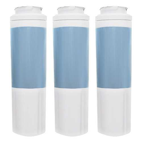 Replacement Water Filter Cartridge for KitchenAid Refrigerator KBFS20ECMS - (3 Pack)