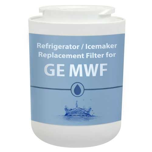 Aqua Fresh Replacement Water Filter for GE GSS20ETHWW / GSS22SGRESS Refrigerator Models