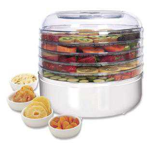 J-JATI 240 Watt Dehydrator Food for jerkey fruits and food Dehydrator .5 Trays