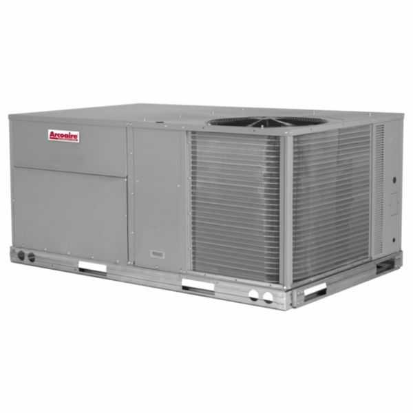 EcoTemp - RAH048K0XA0AAA - High Efficiency Package Electric Cooling, R-410A Single Package Rooftop