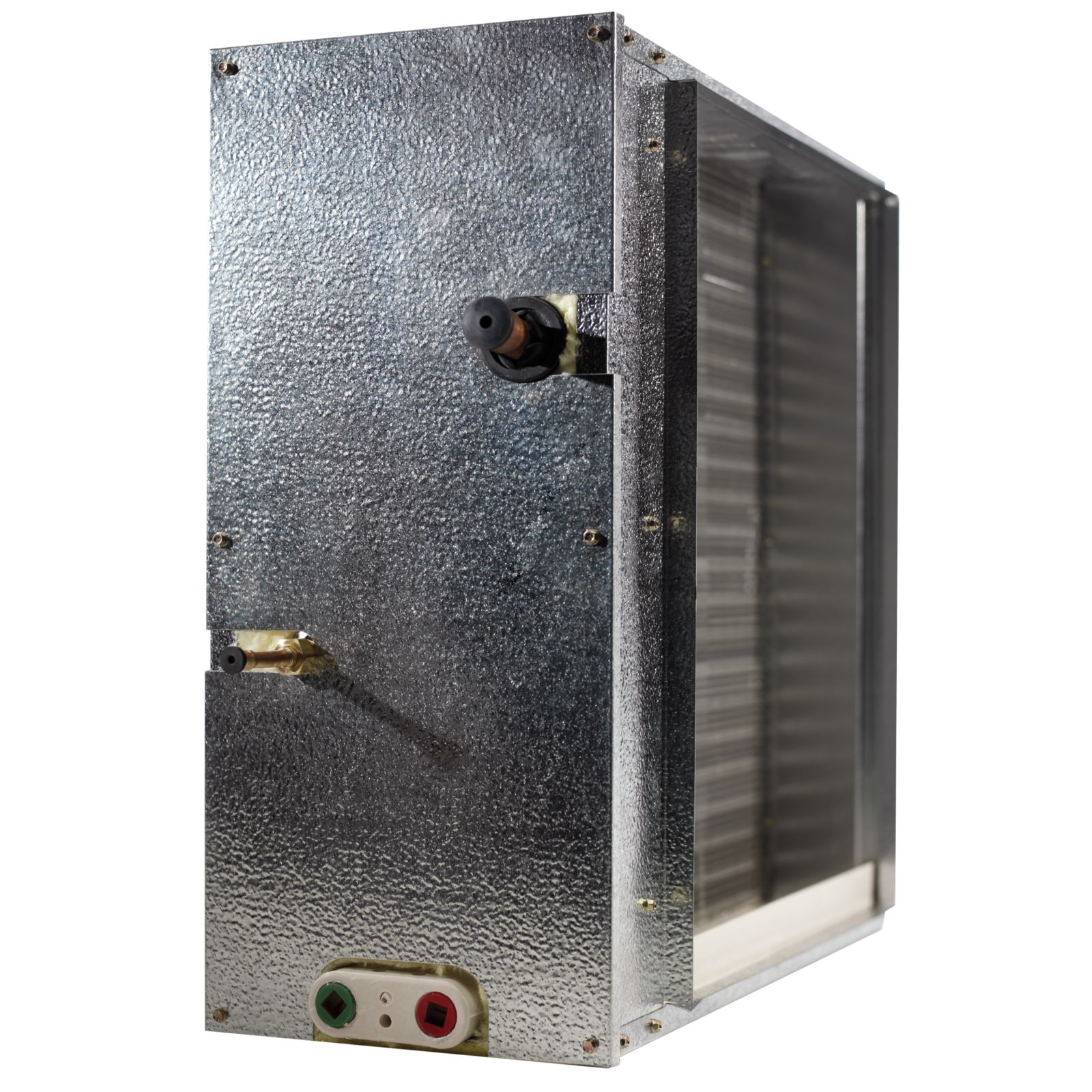 "ADP HH59636A265A2102AP - HH Series Indoor Cased Evaporator Coil 3 Ton Copper Horizontal R410A AC TXV, 26 5/8"" W Cabinet"