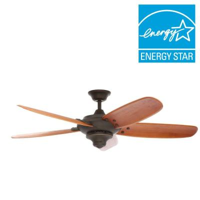Altura 56 in. Oil Rubbed Bronze Ceiling Fan