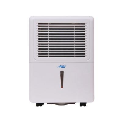 30 Pt. Dehumidifier EStar 115-Volt in White