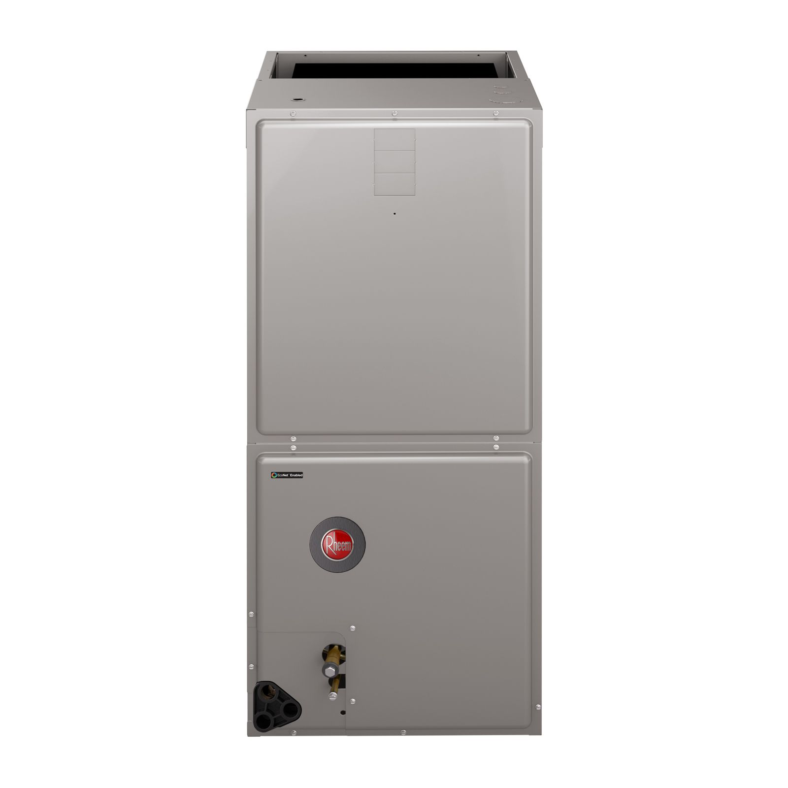 "Rheem RHMV2421MEACJA - 2 Ton, Modulating, EcoNet Enabled, Air Handler, ECM Motor, EEV Valve, 21"" Wide, 208/240V, 1Ph, 60Hz"