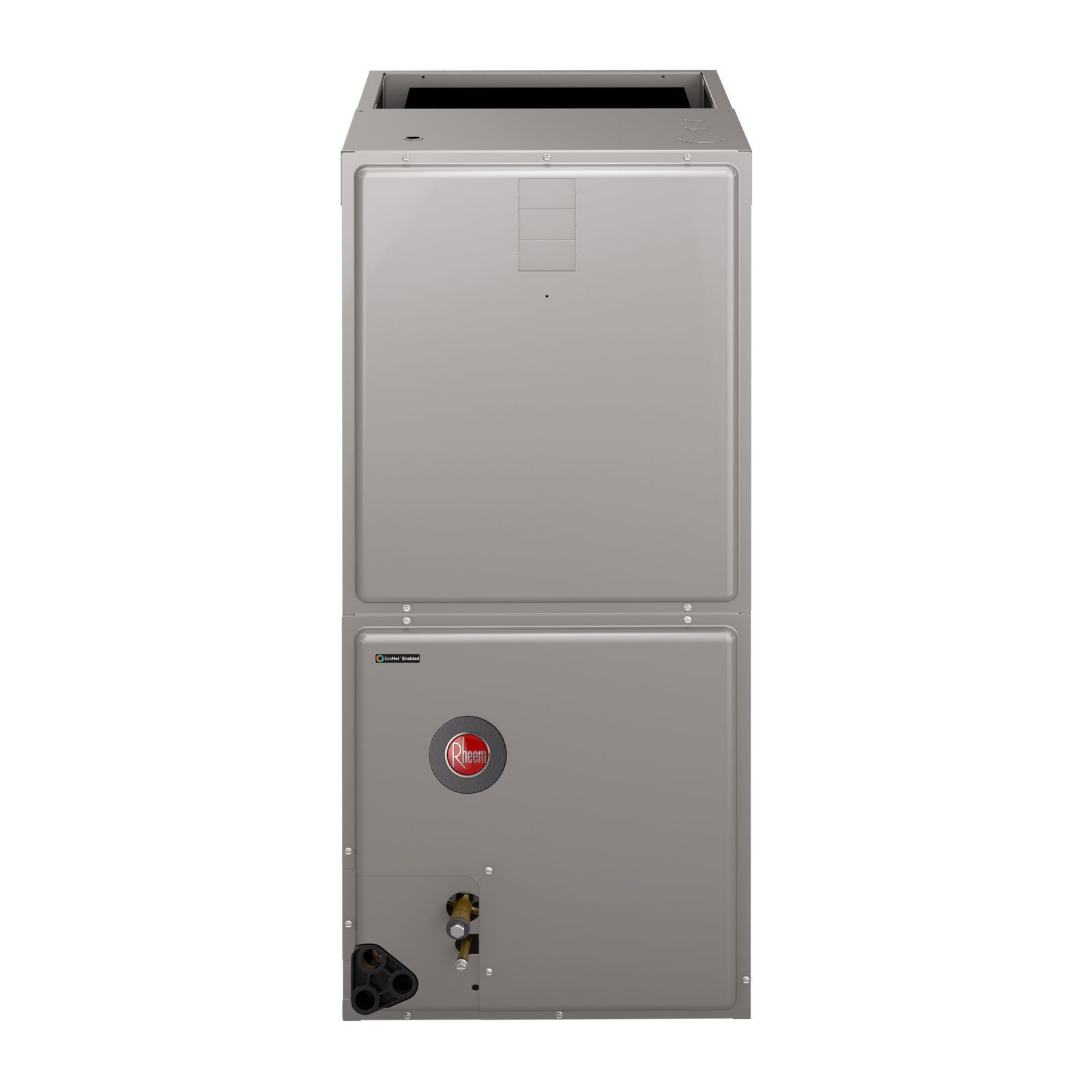 "Rheem RHMV3617SEACJA - 3 Ton, Modulating, EcoNet Enabled Air Handler, ECM Motor, EEV Valve, 17"" Wide, 208/240V, 1Ph, 60Hz"